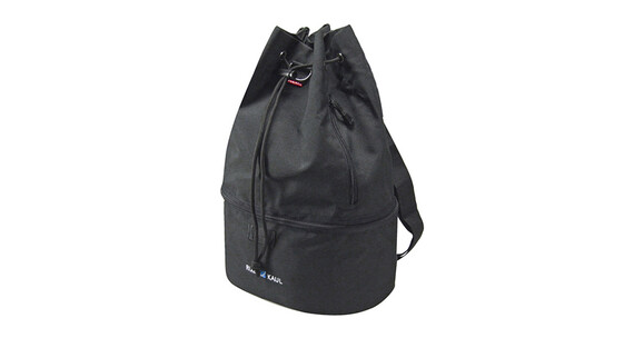 KlickFix Matchpack laukku , musta